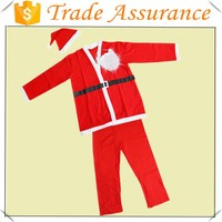Factory sale adult christmas costumes for christmas