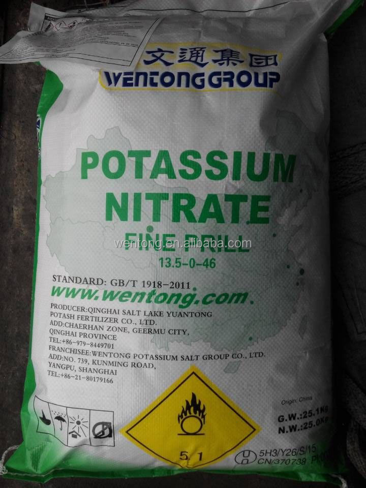 Nitrate of Potash