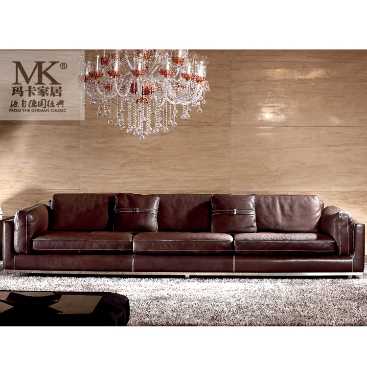 MAKA brand sofa leather offered full cover victorian sectional 12 seater sofa