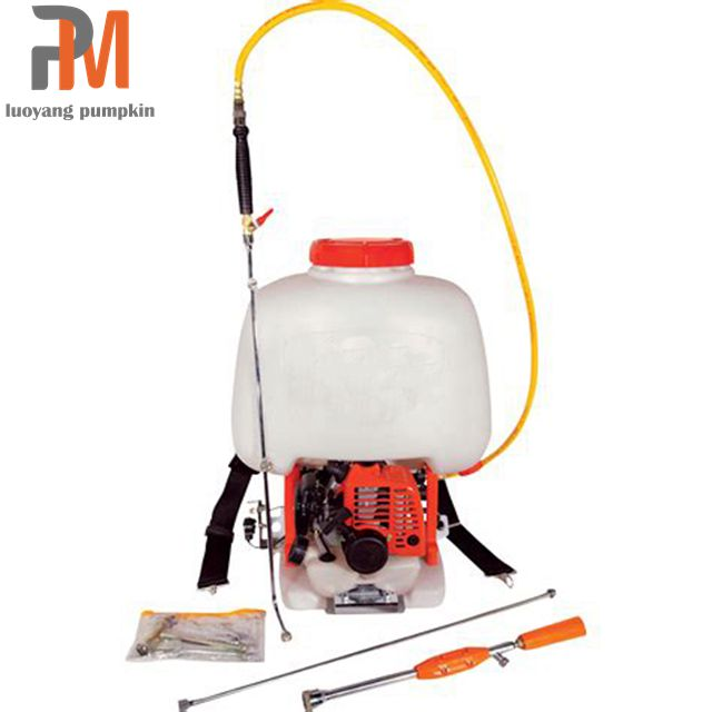 China supplier Farm agriculture using gasoline knapsack power sprayer