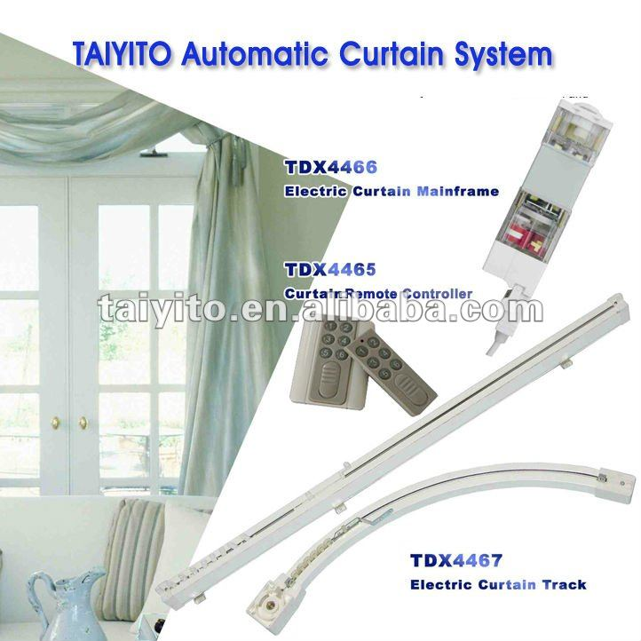 Electric Curtain Motor/Remote Control Curtain