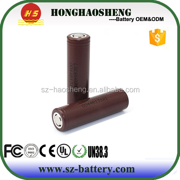 Wholesale China supplier 3.6v e-cigarette 2016 battery