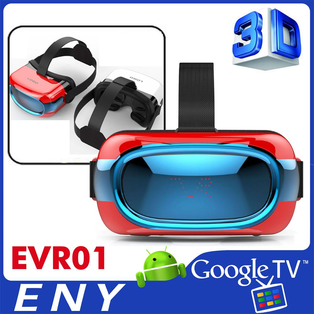 2016 New Product 3D VR Glasses for 3D Video, Movie, Game Virtual Reality 3D Box