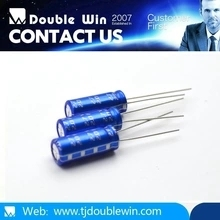 Original factory good products 2.7V200F Cylinder Supercapacitor/Ultra Capacitor/EDLC Tjdoublewin China