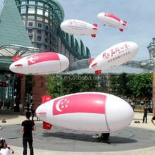6m rc blimp zeppelin/helium blimp