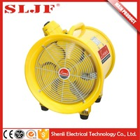 explosion-proof portable exhaust fan coil winding machine