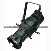 led ellipsoidal light 120W warm white 19 degree