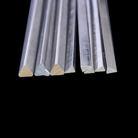 stability smooth clean surface stainless steel triangle wire