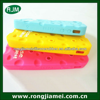 uneven 3d cellular accessories for Iphone 4 cell phone cover