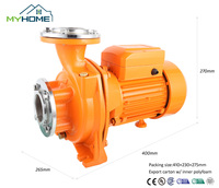 2YNF80 Large flow&low temperature rise/2.0HP High pressure centrifugal water pump
