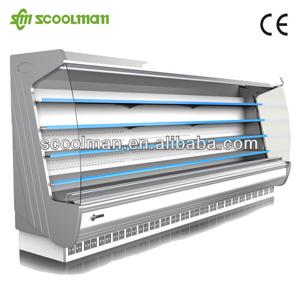 1000L Commercial Refrigerator/ Open Front Air Cooler
