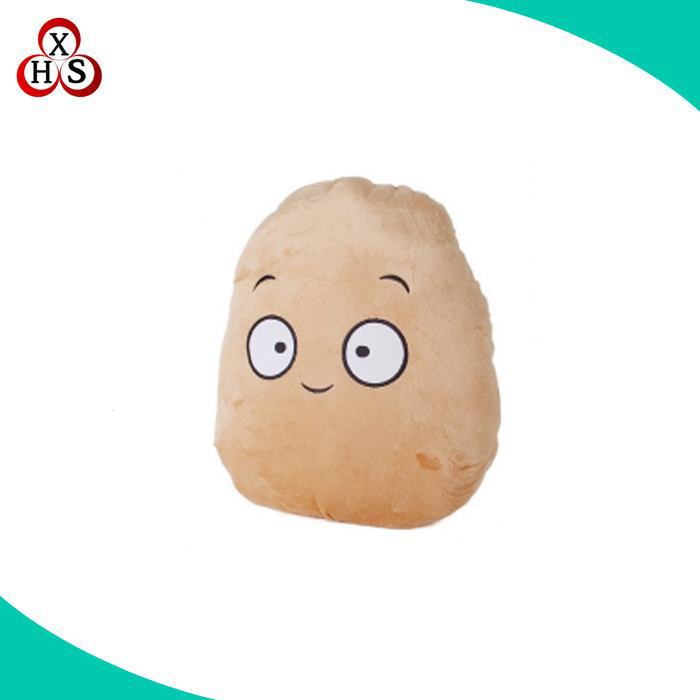 Plush Potato Toys In Cute Design For Promotional Gift