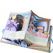 Custom cartoon design kids book printing coloring filling lamination printed book for kids