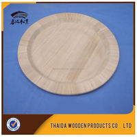Food Wood Chip Tray Made In China