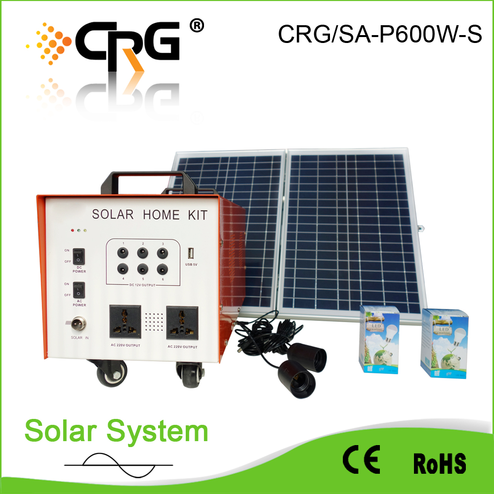 Off grid 600v dc ac inverter for solar panel generator