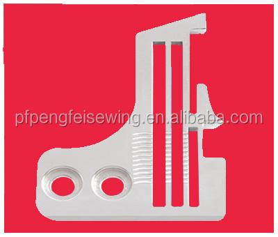 SEWING MACHINE SPARE PARTS PEGASUS NEEDLE PLATE 202546E