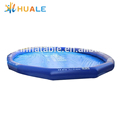 Top quality giant blue round children inflatable pool/pvc inflatable pool for sale