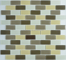 Luxury project decorative building material, outdoor White Onyx stone wall tile mosaic 2017