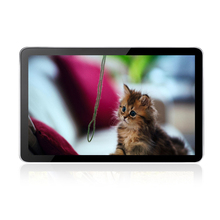 42 inch wall mounted capacitive touch WIFI 3G Android Network Advertising Player , solar power advertising display