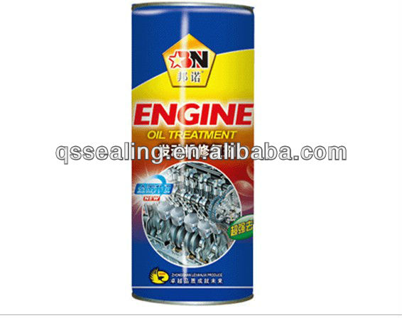 Engine Oil treatment 650ML engine external cleaner