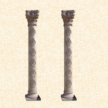 stone carving pillar design of india