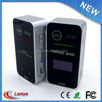wireless laser projection android phone with qwerty keyboard