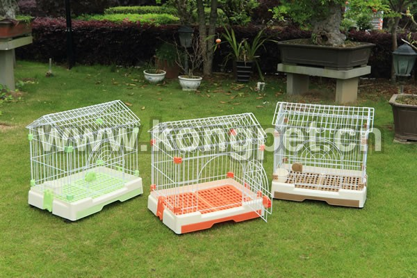 2015 High quality Square Metal Kennels for dogs or cats KE004