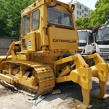 Used Caterpill'ar D5K Crawler Bulldozers cat D5H mini dozer for Sale