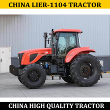 2016 agricutural machine big farm tractor 4x4 110hp tractor 1104 with high quality