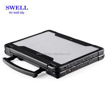 64bits Industrial 2 in 1 notebook 5.8Ghz wifi with sim card slot 8GB RAM nfc rfid