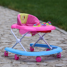 Plastic Children Toy plastic Baby Walker for Walking Learning