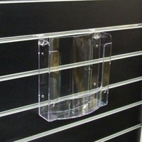 acrylic literature file A4 holder rack