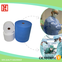 Best Quality 60g/m2 Original White SSS Hydrophobic Nonwoven Felt Disposable Nonwoven Bed Sheet