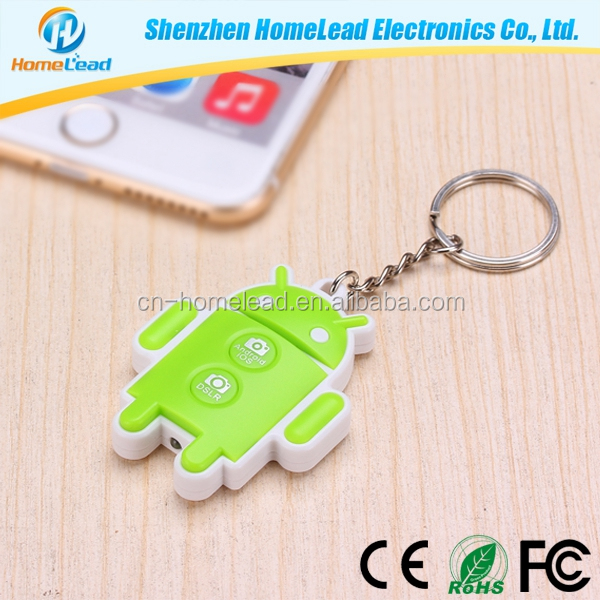 Professional wholesale cheap Portable Anti Lost Device bluetooth remote shutter