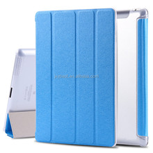 Luxury Smart Silk Leather Stand Cover For Apple iPad 4 3 2 Sleep Awake Full Protective