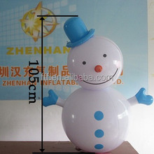 Lovely inflatable snowman with good quality