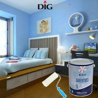 Excellent alkali resistant interior wall primer coating