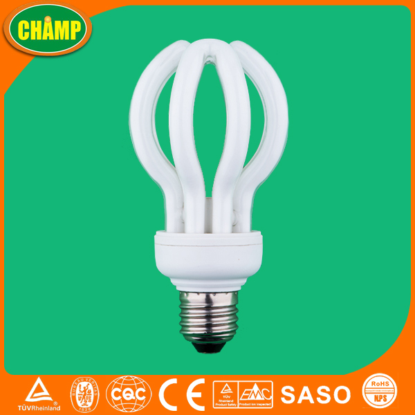 Lotus Lamp Energy Saving 25W CFL Grow Light