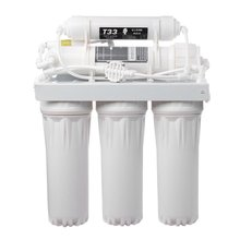 Low presssure 5-Stage 75GPD Reverse Osmosis Water Filter System <strong>Filtration</strong> no pump for Home Drinking