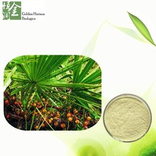 natural and pure saw palmetto Serenoa Repens herbal extract Saw Palmetto Extract with Fatty acid 25%-45%