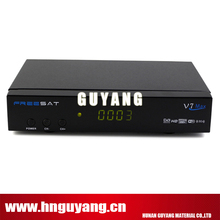 REESAT V7 Max Satellite Receiver with 1 Year CCCAM Europe 1080P FULL HD DVB-S2 Support Cccam Newcam YouTube Youporn