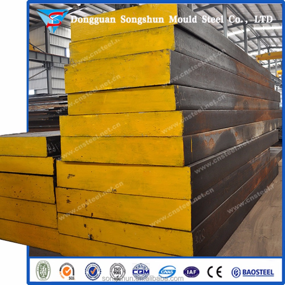 Special Steel AISI O1 Mold Steel 1.2510 Flat Steel Bars