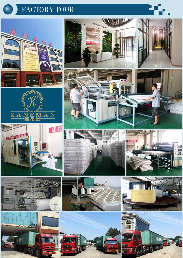 Luxury roll in box cool gel memory foam mattress wholesale cheap price - Jozy Mattress | Jozy.net