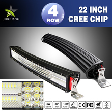 High Lumen 40000lm 8D Quad Row Light Bar 4x4 Offroad Led Bar Combo,22inch Jeep Led Light Bar