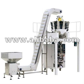 Puff Food snack packaging machine