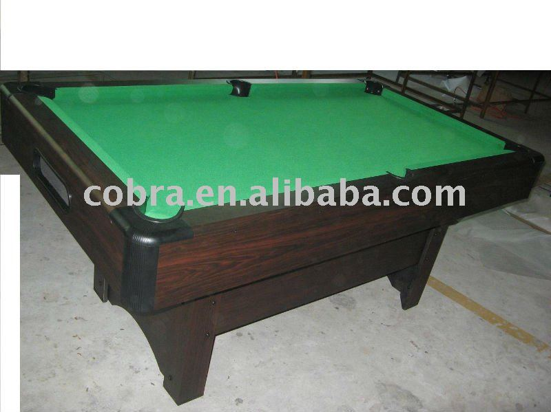 Promotional-family use Biliard Table+ Plastic corner
