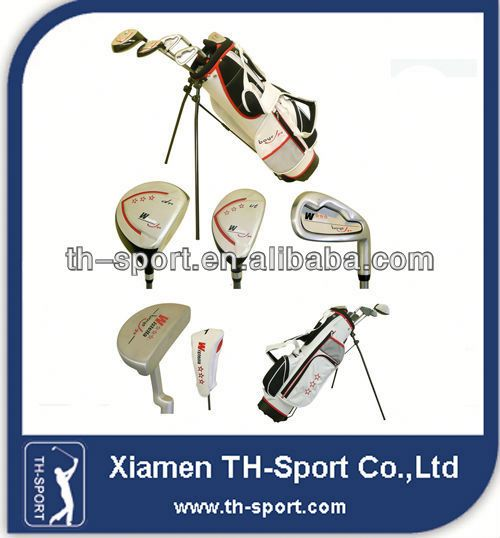 Competitive Golf Junior Club Set