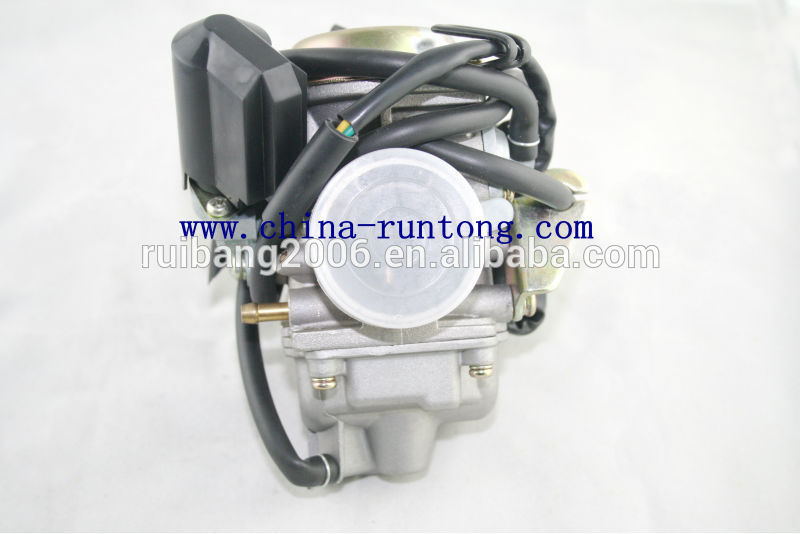 GY6-125 Carburetor parts for chinese scooter atv with high quality