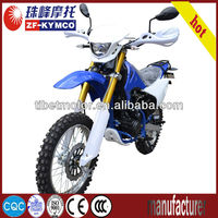 Chinese fashionable dirt bikes 125cc(ZF250PY)