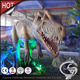 Outdoor Playground Amusement park animatronic dinosaur model